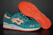 "Image of Asics Gel Lyte III ""ECP Miami"""