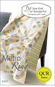 Image of Metro Rings ~ Pattern #402 (Paper Pattern)