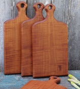 Set of 4 Farmhouse Sandwich/Breakfast Boards