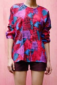 Image of Abstract Geo Blouse