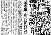 Image of SOLD OUT - THE REBEL - 'Nuclear Jazz Holocaust' (NEEN002)