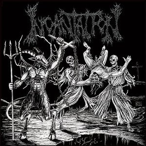 "Image of Incantation "" Blasphemous Cremation "" CD"