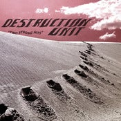 Image of Destruction Unit, &quot;Two Strong Hits&quot; 7&quot; **PRE-ORDER**