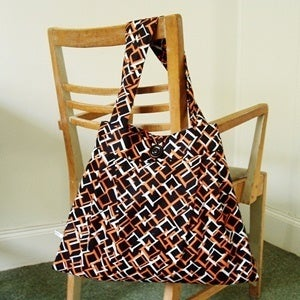 Image of 'Geometric Horizon' handbag