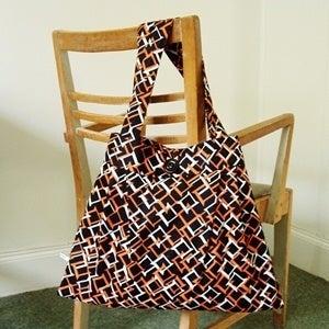Image of 'Geometric Horizon' handbag