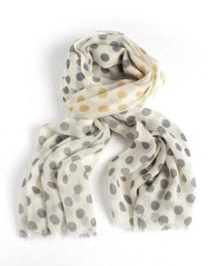 Image of Polka Dot Scarf