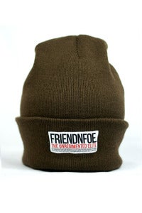 Image of The Brown Beanie v2.