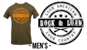 Image of Men's - 100% American, 100% Country Shirt