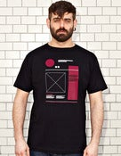 Image of WIREFRAME - black shirt