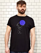 Image of DOT TO DOT - black shirt