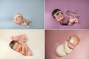 Image of Simply Sweet Backdrop Set of Four - 4 Avail