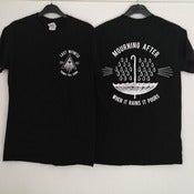 Image of &amp;#x27;Things Fall Down&amp;#x27; Tshirt - Black