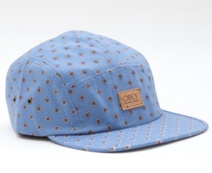Image of Stately 5 panel by Obey
