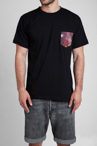 Image of Starship Galaxy Pocket T-Shirt II