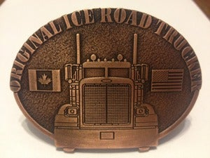 Image of Original Ice Road Trucker Belt Buckle