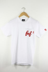 Image of The White Pocket Tee