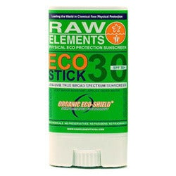 Image of RAW ELEMENTS ECO STICK SUNSCREEN 30+