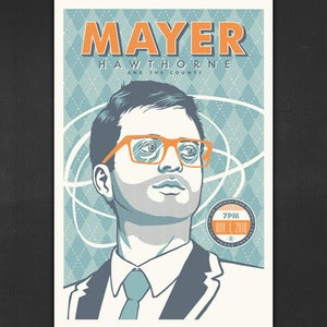 Image of Mayer Hawthorne and the County