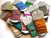 Image of 5 Yards Reclaimed Sari Ribbon