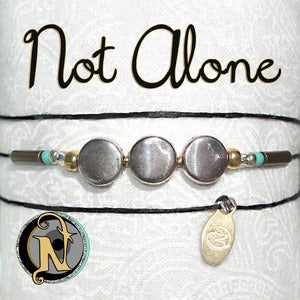 Image of Not Alone NTIO Bracelet