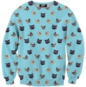 Image of Grumpy cats sweater