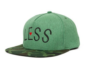 Image of LESS - ARCH Logo Work Hat(Green)