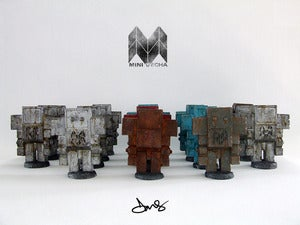 Image of Mini Mecha