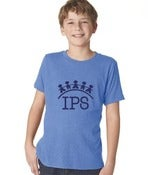 Image of IPS Printed Tee -Boy's and Men's