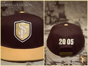 "Image of Snapback ""THE SHIELD COLLECTION"" by Skateboarding's Finest"