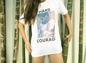 Image of HARD COURAGE T