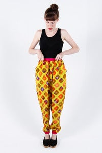 Image of NorBlack NorWhite Unisex Yellow Pant