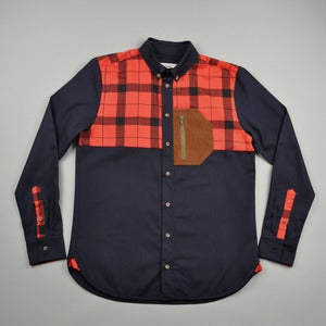 Image of CRUX SHIRT - NAVY