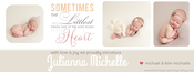 Image of Peahead Prints: Simply Stated Timeline Cover Template 7