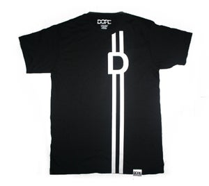 Image of D Stripe (Black)