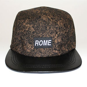 Image of ROME Floral Series Gold full Body 5 panel