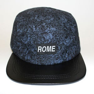 Image of ROME Floral Series Blue full Body 5 panel