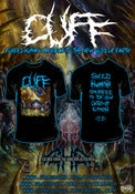 "Image of CUFF ""Forced Human Sacrifice To The New Gods Of Earth""(TS) PRE ORDER"