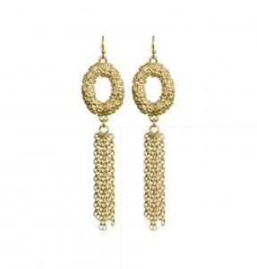 Image of Wynn Earrings in Gold