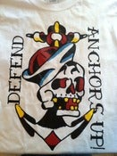 Image of Defend Anchors Up benefit tee