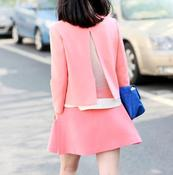 Image of Zina Secret Two Piece Blazer
