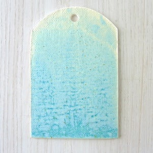 Image of turquoise cheese board #5