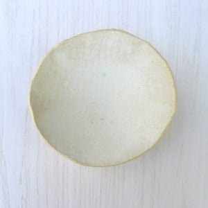 Image of oatmeal stoneware bowl #28