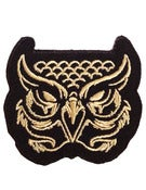 Image of Patches - Gold Owl