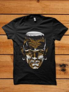 Image of Frankenstein's Monster - Shirt - PreOrder
