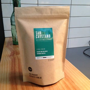 Image of EL SALVADOR San Cayetano - filter roast