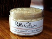 Image of Spicy Chai Whipped Soap