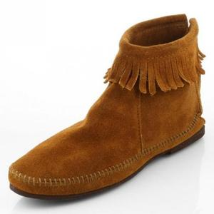 Image of Minnetonka Back Zip Boots