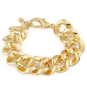 Image of Chunky Chain Bracelet
