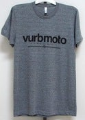 Image of Vurbmoto Heather Gray Tee