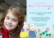 Image of Max & Ruby Invitation